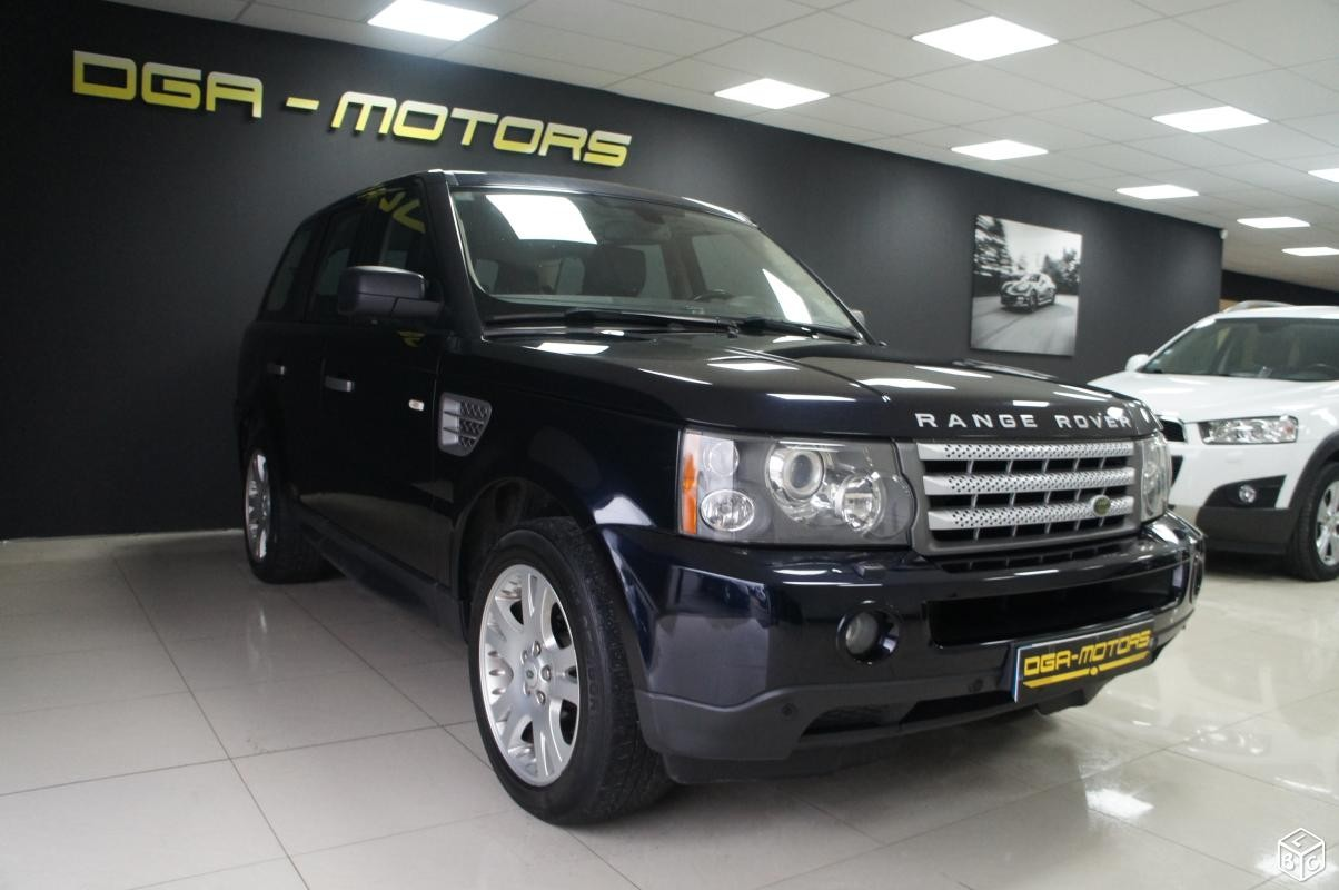 land rover range rover sport mark ii td v6 dga motors. Black Bedroom Furniture Sets. Home Design Ideas