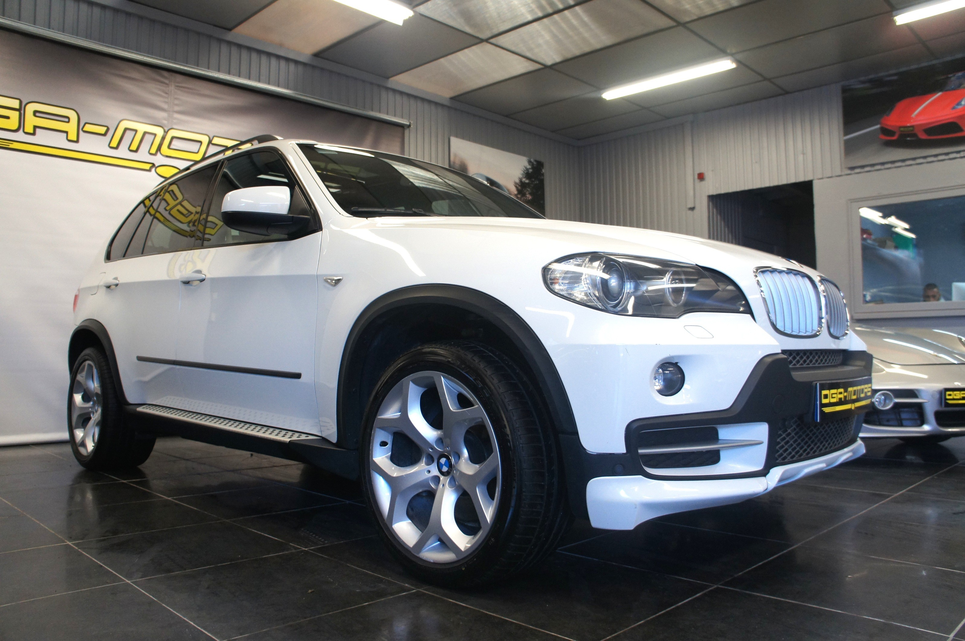 Bmw X5 Pack A Ro Dga Motors Valenciennes Marly