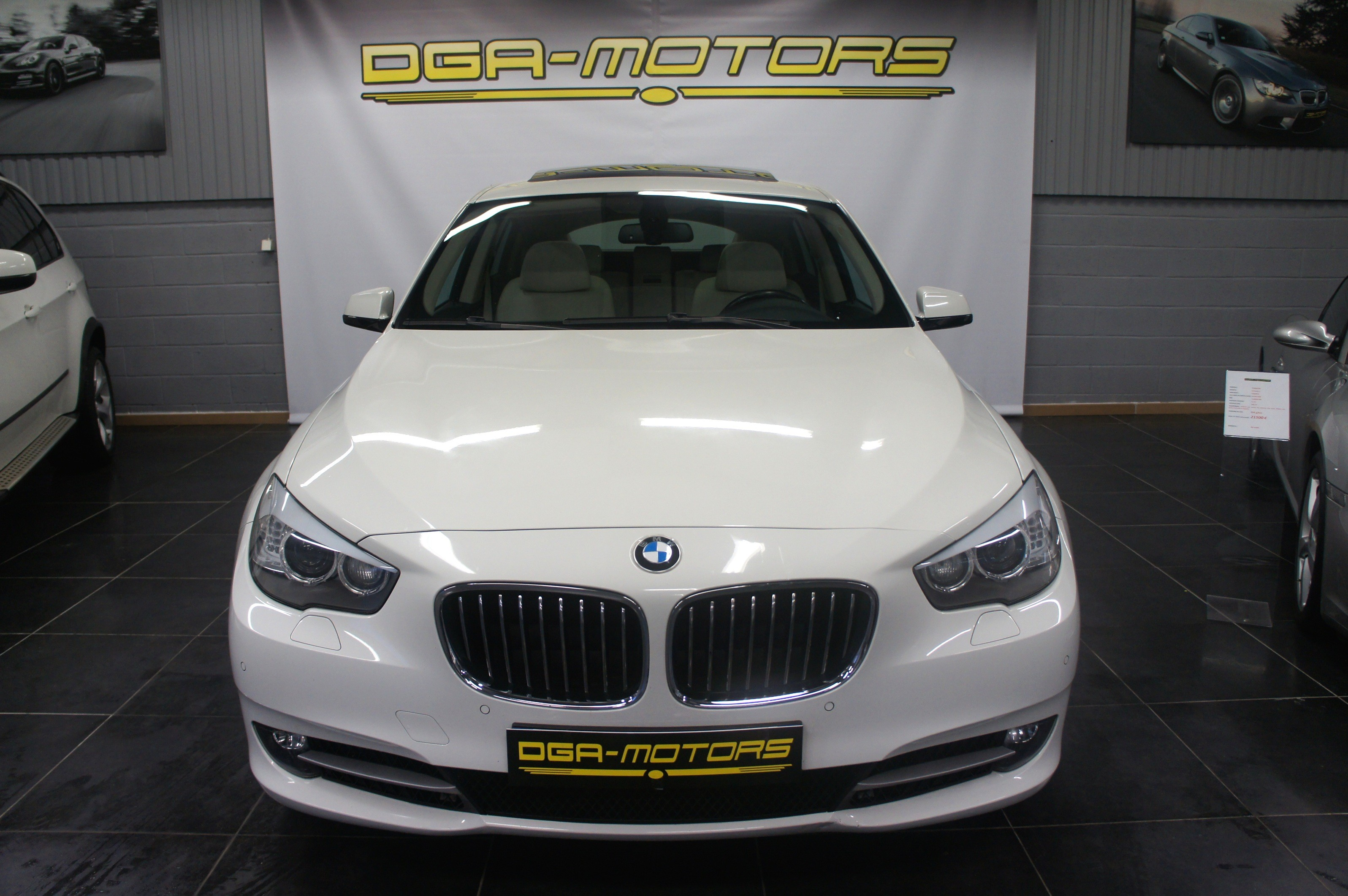bmw 530gt x drive dga motors valenciennes marly