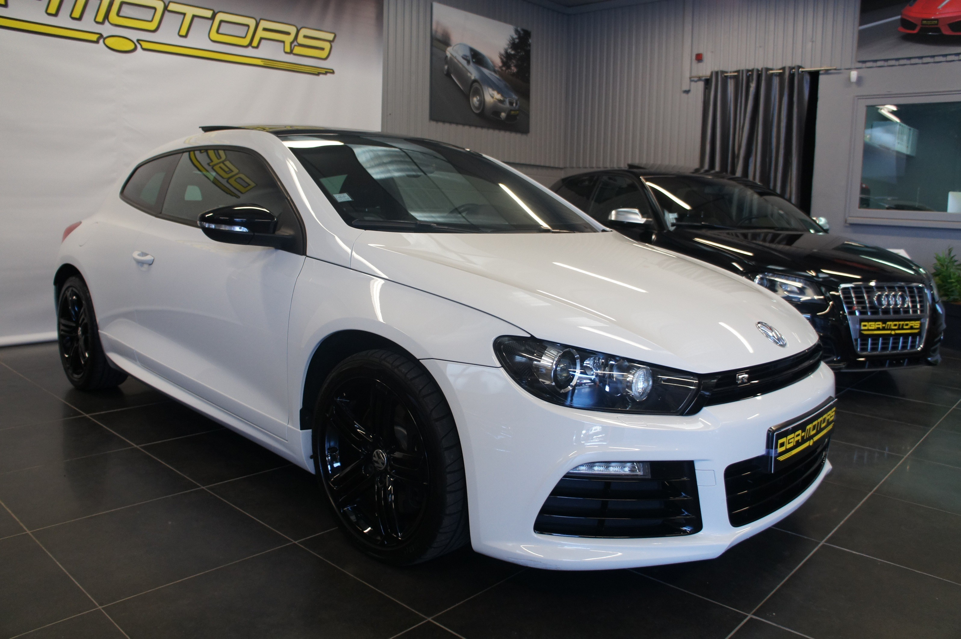 volkswagen scirocco r dga motors valenciennes marly. Black Bedroom Furniture Sets. Home Design Ideas